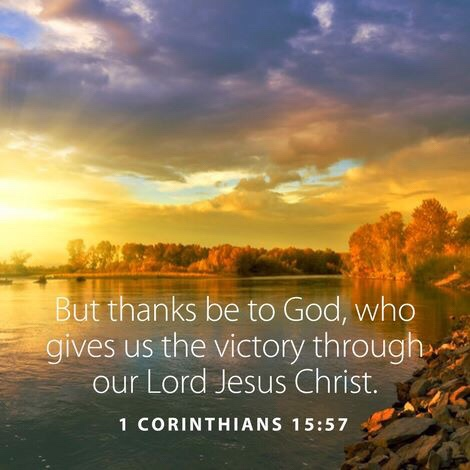 Image result for 1 Corinthians 15:57